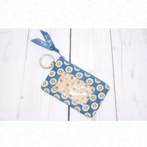 Vera Bradley ID/Money/Credit Card Holder Wristlet